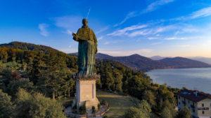 Arona, colosso di S. Carlo Borromeo